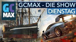 Gamescom 2018 - Ab 21:00 Uhr: Streetfighter-Turnier aus dem Gamescom-Camp - #GCMAX