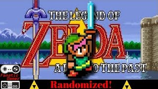 The Legend of Zelda: A Link to the Past Randomized! (#6)