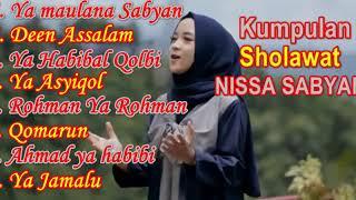 Nisa subyan full album