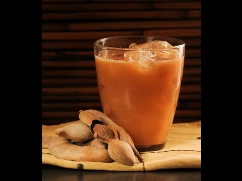 Receta prepara una rica agua de tamarindo c mo hacer for Como construir una pileta de agua