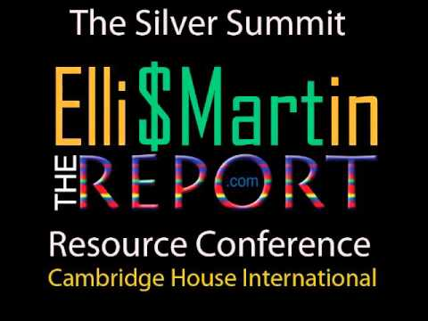 Ellis Martin Report Silver Summit 2015 with David Morgan