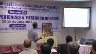 Homoeopathy in Rheumatological disorders Part-1 by Dr Mansoor Ali