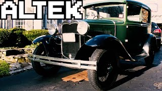 The 1930 Ford Model A Is the Best Way to Appreciate Modern Cars