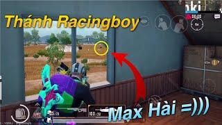 PUBG Mobile | Gặp Phải Thánh Lầy Racing Boy - Trận Đấu Hài Hước Nhất Lịch Sử 😂