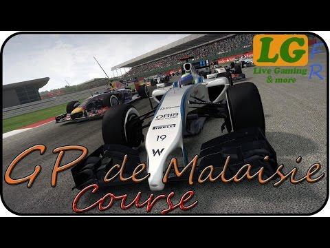 Formule 1 2014 - Grand Prix de Malaisie [Course]