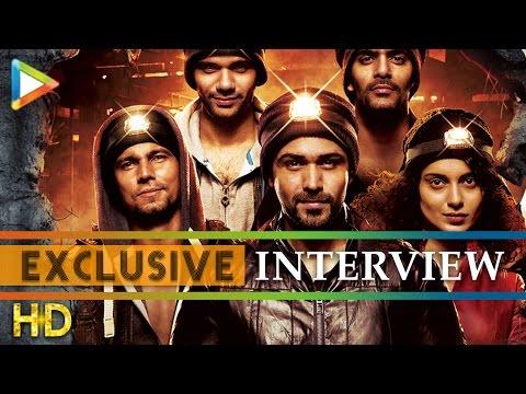 Emraan Hashmi Randeep Hooda Neil Bhoopalam Angad Bedi exclusive on Ungli Part – 3