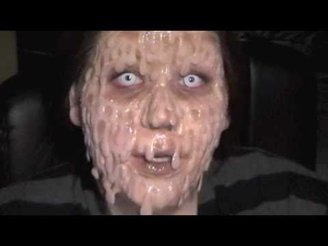 Halloween Makeup Tutorial 10: Hot Wax