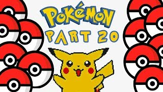 Lets Play: Pokemon Yellow Special Pikachu Edition - Part 20