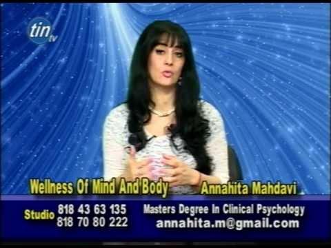 Annahita Mahdavi/Tasvir Iran TV- 02/11/2013  Psycho-Educational/Mental Health