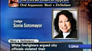 Ricci v. DeStefano Court of Appeals Oral Argument