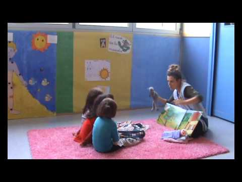 Extracurricular English For Kids. Group B. Class 1 (3-4 Years Old) video