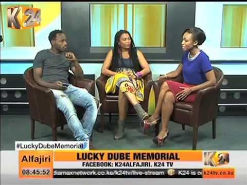 Tribute To Lucky Dube: Nkule Dube's Story. video