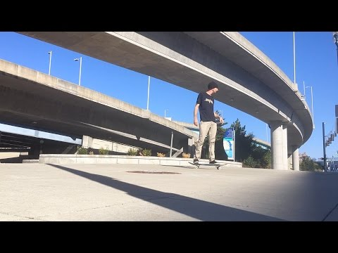 Skating A New Skate Spot | Filling Folders