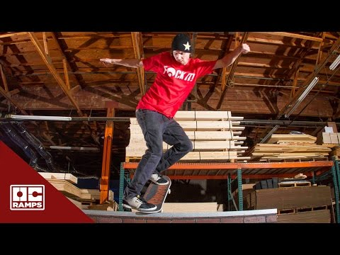Greg Luzka Brick Box by OC Ramps