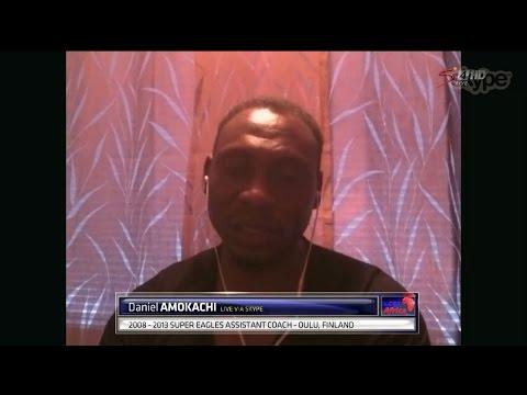Stephen Keshi Remembered - Daniel Amokachi