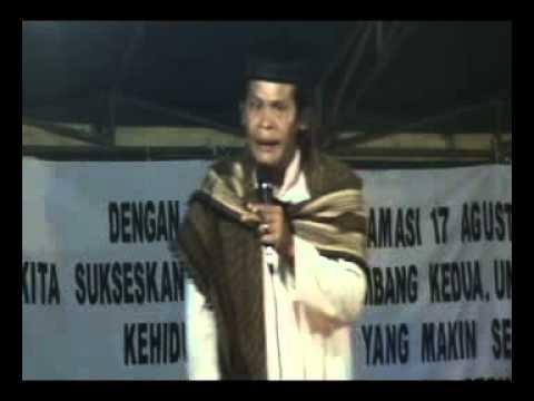 ceramah lucu ustadz hamdhani akbar kalimantan #3