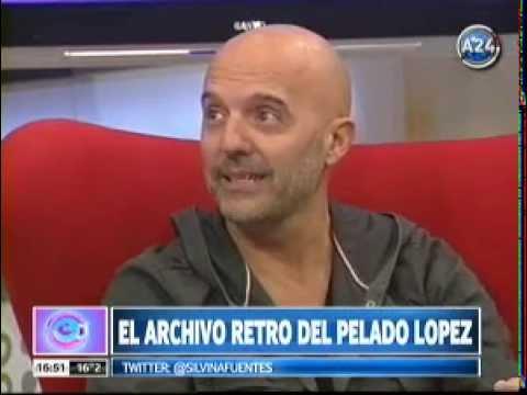 El Pelado López y su pelea con Andy Kusnetzoff