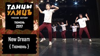 New Dream | Street show | Beginners | #танцыулиц2017