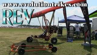REV ultralight trike, from Evolution Trikes home of the REVO, part 1