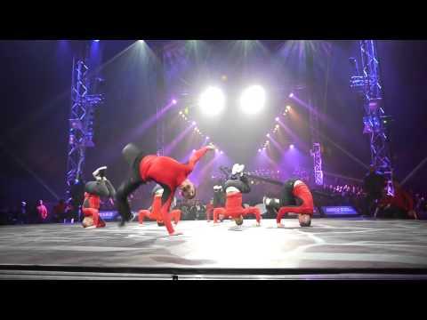 Vagabonds Crew (France) Performance | Chelles Battle Pro | #StepxStepDance