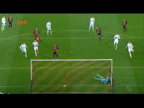 Шахтар - Верес - 2:0. Відео матчу