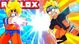 NARUTO IN ROBLOX! *NEW* ANIME TYCOON