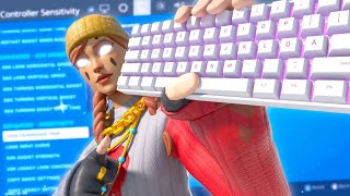 PS4 to PC Progression in One Week (Fortnite)