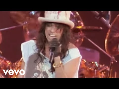 Alice Cooper - Shools Out For Summer