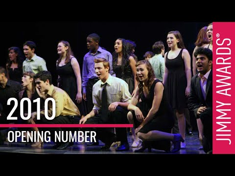 2010 Jimmy Awards Opening Number