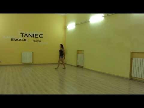 Krakowska Szkoła Tańca - Quickstep - Nauka Podstawowych Kroków