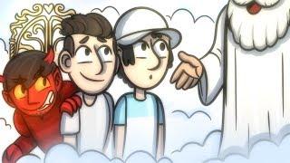 HEAVEN TO HELL!! | GTA 5 | GTA V Online Funny Moments