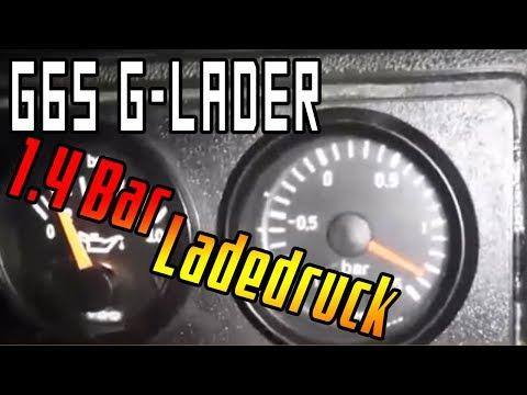 Theibach G65 G-Lader mit 1,4 Bar Ladedruck   G65-Lader.de
