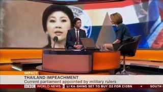 Verapat Pariyawong on Thai politics in 2015 (BBC World News)