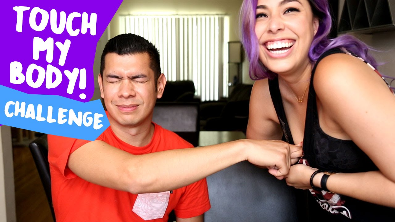 Touch my body challenge best of youtube
