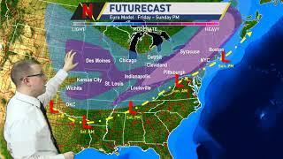 UPDATE: Significant Weekend Snowstorm Likely!