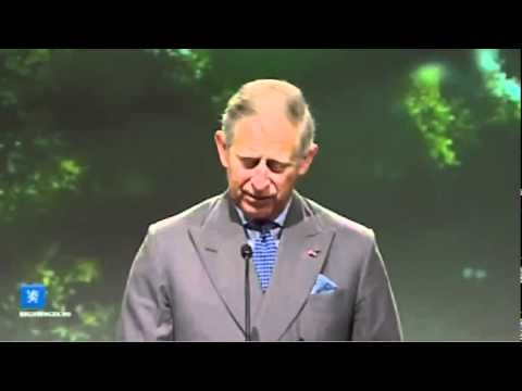 WorldLeadersTV: THE PRINCE's RAINFOREST PROJECT: HRH PRINCE CHARLES