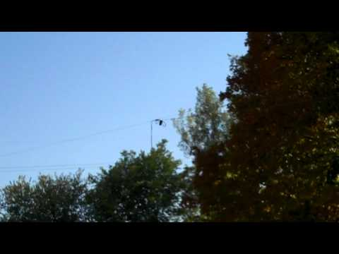 POTA - McFarland Park 9/29: Antenna Setup
