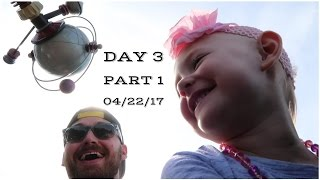 We had no idea the rockets went that high! | Disneyland vlog #22