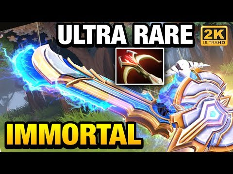 Sven Immortal Ultra Rare The International 2017 by Forev Dota 2