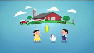 Perdue Farm TV Commercial, 'Vegetarian Diet'