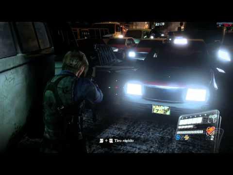 Resident Evil 6 GTX580