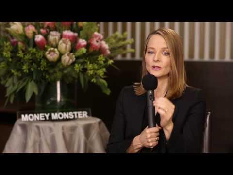 Chris Smith- Jodie Foster Talks 'Money Monster'