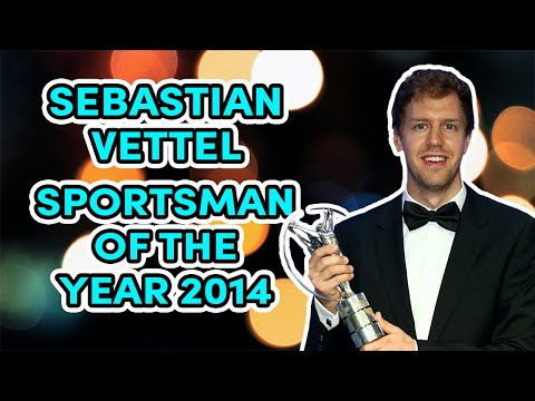 Sebastian Vettel Laureus World Sports Awards 2014 Acceptance Speech