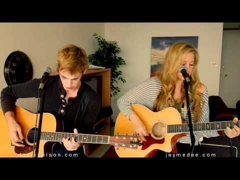 &quot;Back To December&quot; Taylor Swift (cover by Jayme Dee &amp; Derik Nelson)