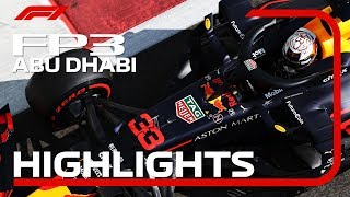 2019 Abu Dhabi Grand Prix: FP3 Highlights