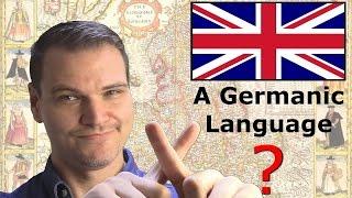 Is English Really a Germanic Language?