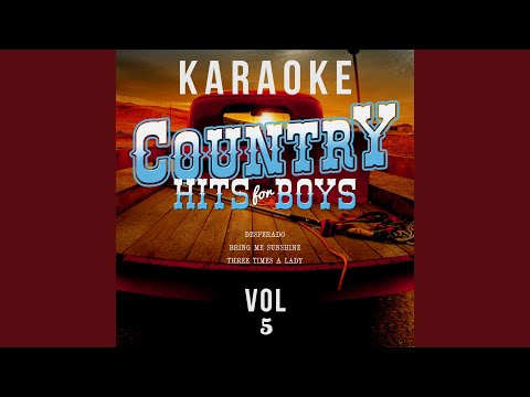 Ashes of Love (In the Style of Desert Rose Band) (Karaoke Version...