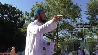 PIC Eid al-Fitr 2016 | Khutbah | Imam Sharif Faizullah