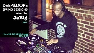 Sexy Deep House Lounge & Soulful Indie Dance Music Playlist Live DJ Mix by JaBig - DEEP&DOPE