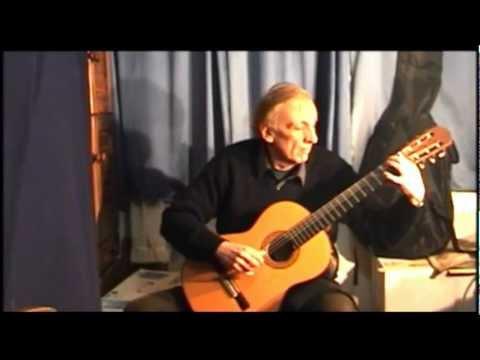 Agustín Barrios - Preludio Nº 3